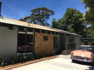 woodend accommodation